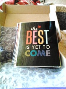 The most awesome planner ever! I have lots of planners/journals, but this is the best by far!!!
